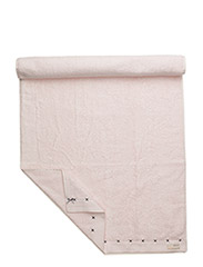 sunday morning guest towel - ROSE