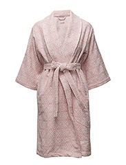 cozy bathrobe - SOFT PINK