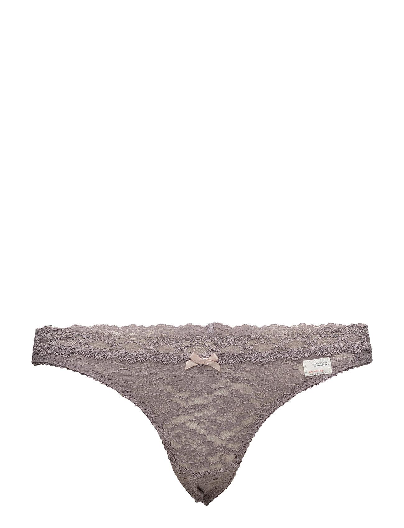 odd molly underwear & swimwear Lace oddity string fra boozt.com dk