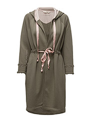 mind rinse bathrobe - FADED CARGO