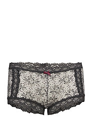ODD MOLLY UNDERWEAR  &  SWIMWEAR - Printed Lace Oddity Hotpants