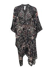 amazon lily kimono - GREY