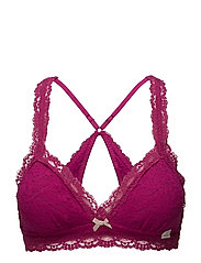 lace oddity bra - RUBY