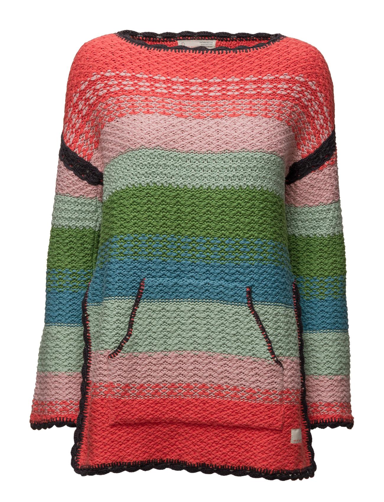 Genuine Sweater ODD MOLLY Sweatshirts til Damer i Lyserød