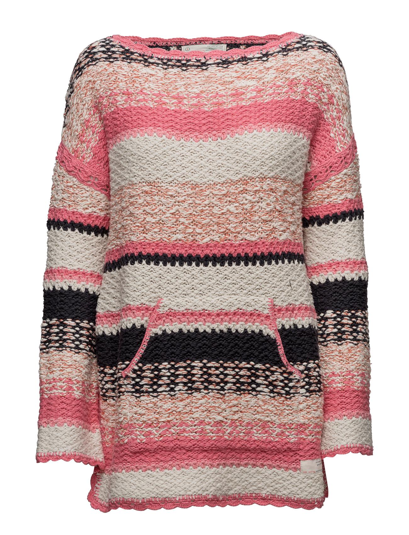 Genuine Sweater ODD MOLLY Sweatshirts til Kvinder i Lyserød