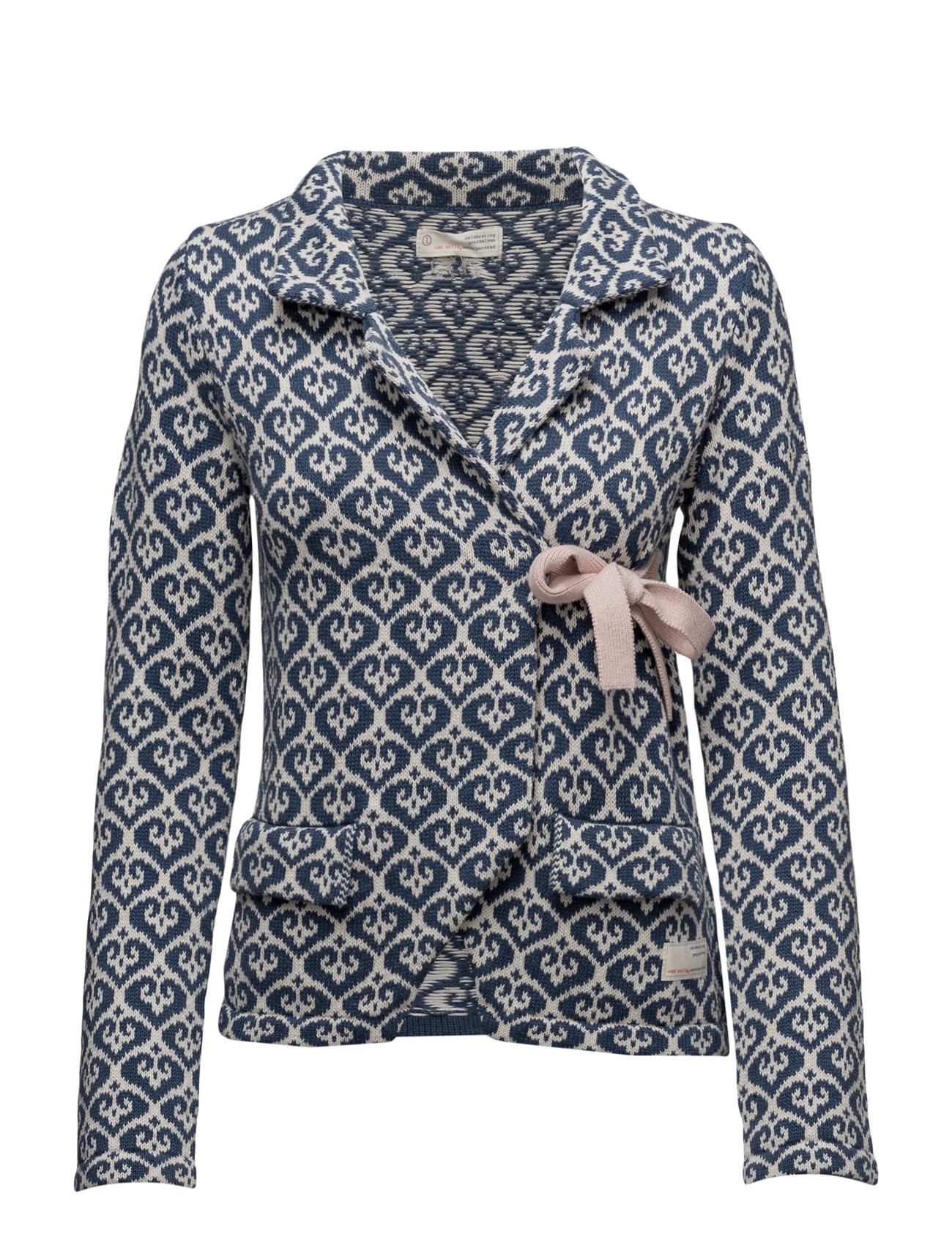 Lovely Knit Jacket ODD MOLLY Cardigans til Damer i