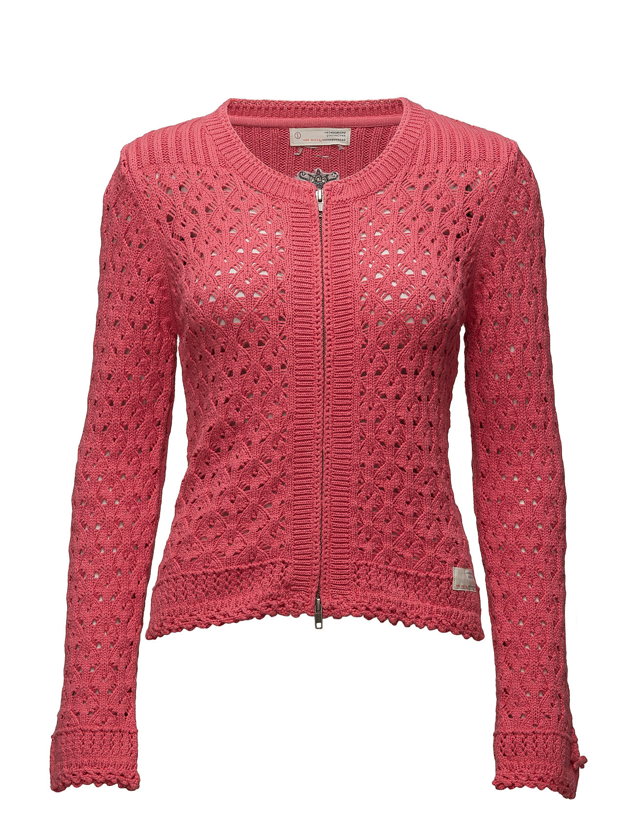 Harmony Knitted Jacket ODD MOLLY Striktøj til Kvinder i