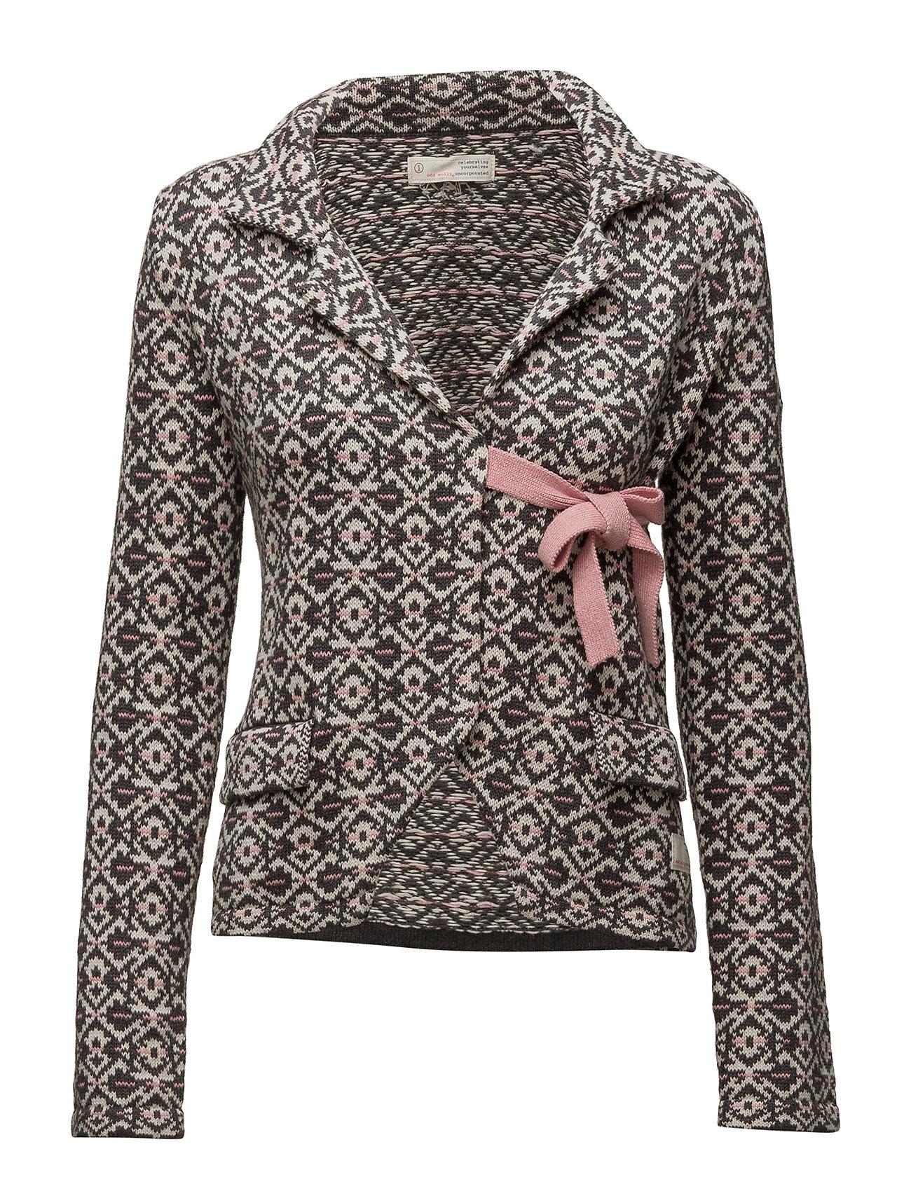 Lovely Knit Jacket ODD MOLLY Striktøj til Kvinder i