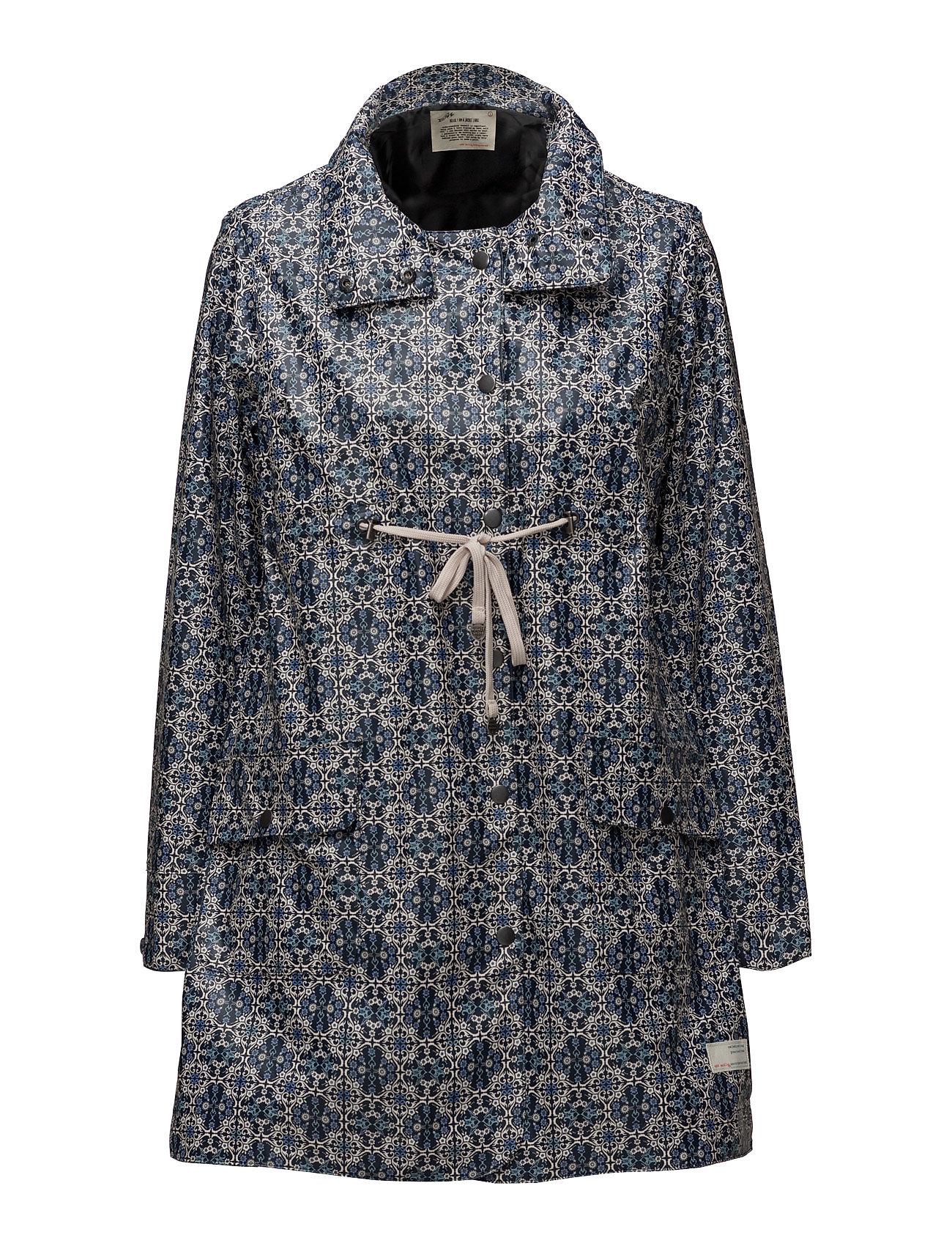 Raindance Rainjacket ODD MOLLY Regntøj til Kvinder i Mørkeblå