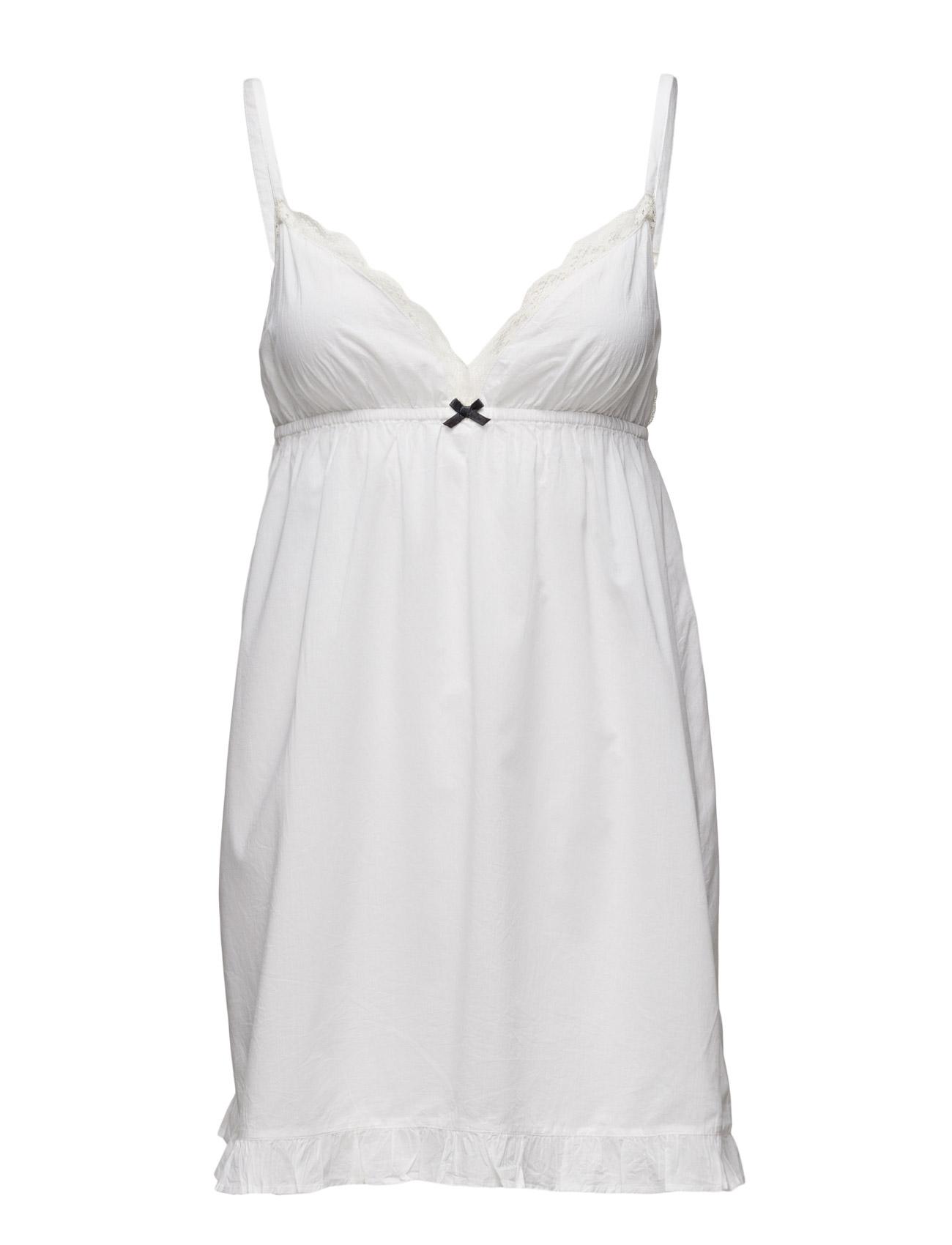 Once In A While Short Dress ODD MOLLY Korte kjoler til Kvinder i Bright White