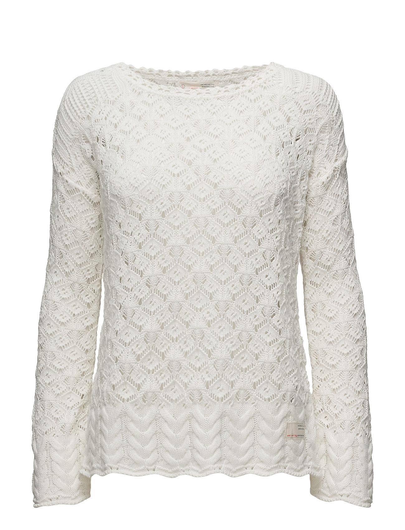 odd molly Mollywood sweater fra boozt.com dk