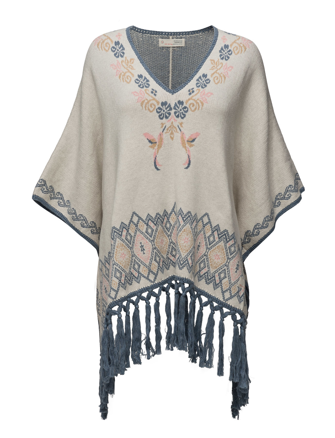 Tropical Heat Poncho ODD MOLLY Ponchoer til Damer i