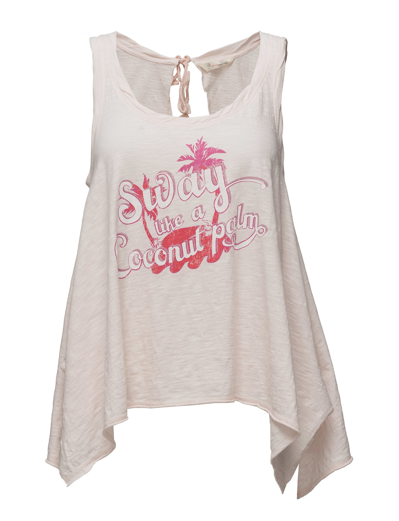 ODD MOLLY summer vibes tank top
