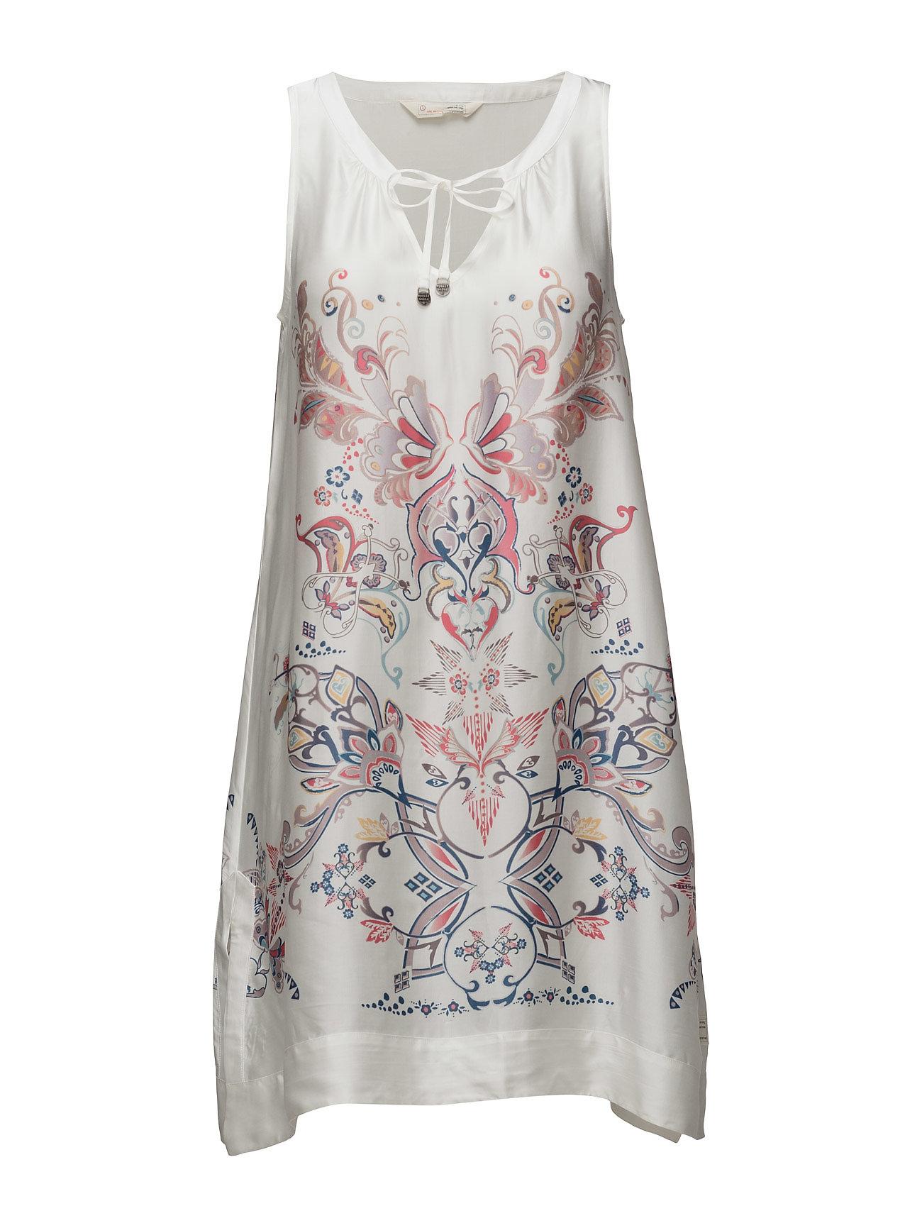 Love Affair Short Dress ODD MOLLY Korte kjoler til Damer i Light Chalk