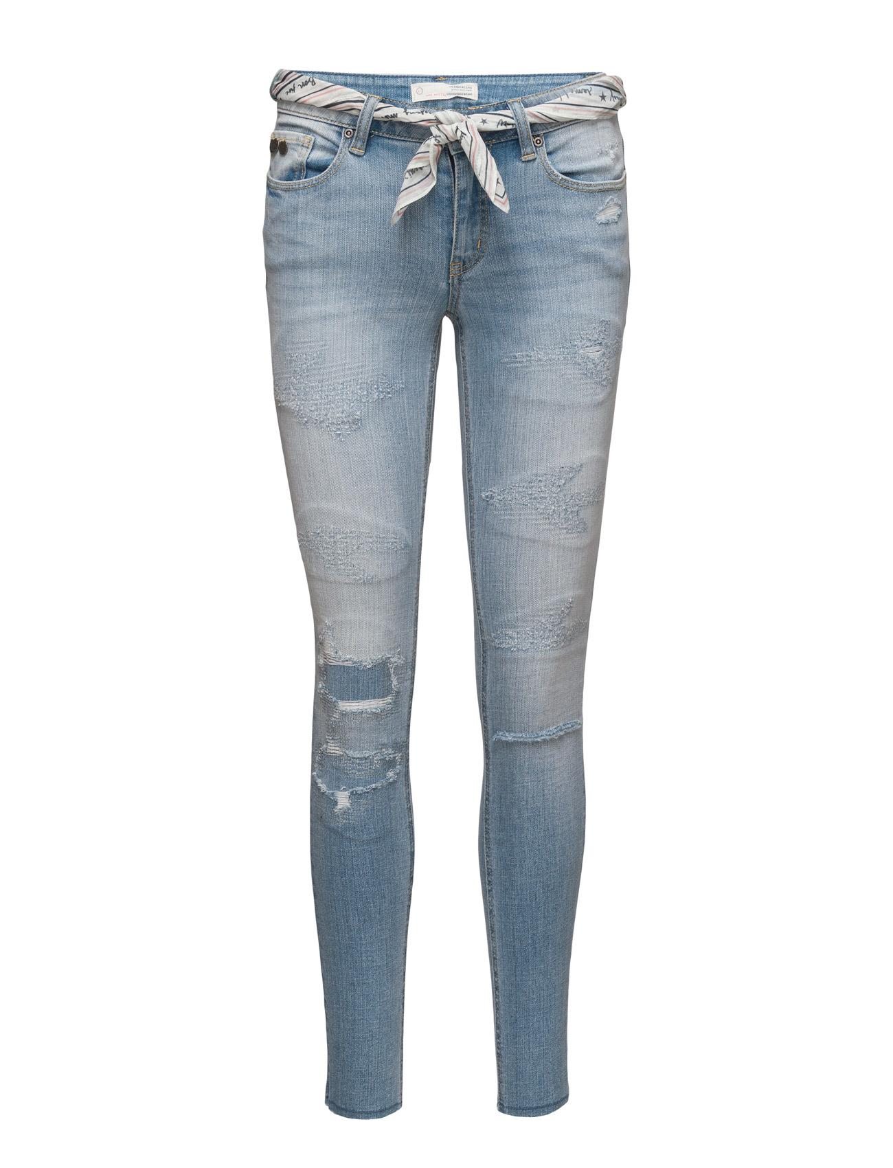 Wear It Stretch Skinny Jean ODD MOLLY Skinny til Damer i Lyseblå