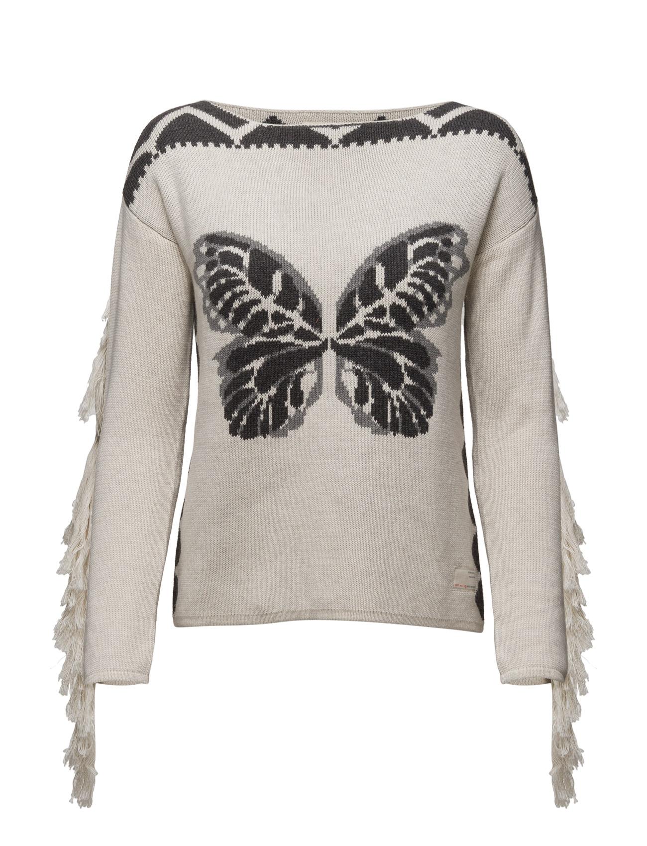 To The Sky Sweater ODD MOLLY Sweatshirts til Damer i