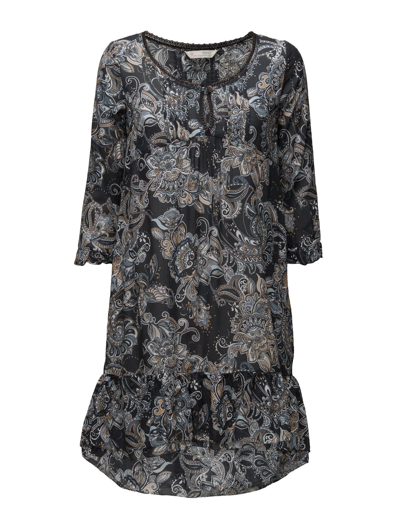 Little Piece Dress ODD MOLLY Kjoler til Kvinder i Asfalt