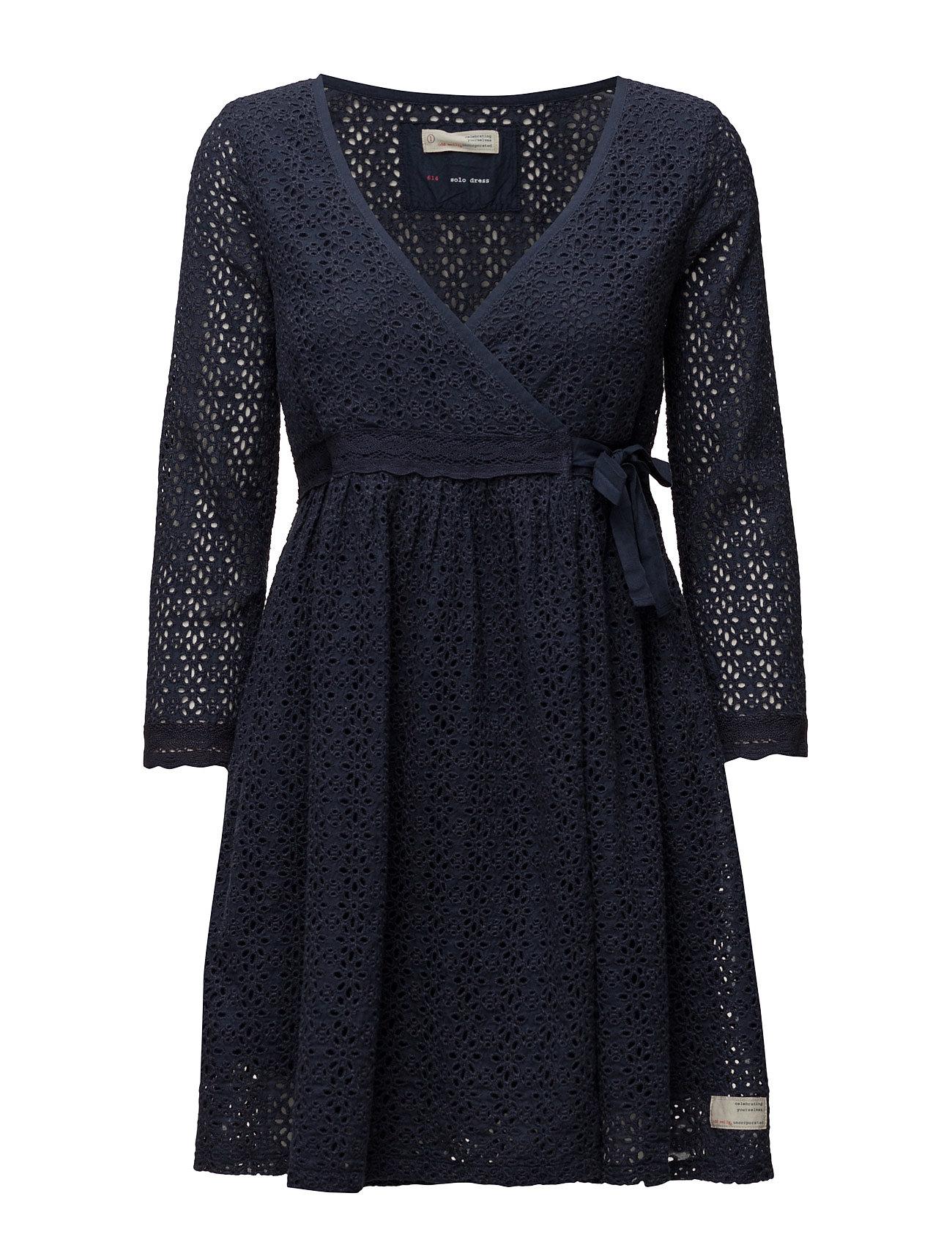 Solo Dress ODD MOLLY Korte kjoler til Damer i Mørkeblå