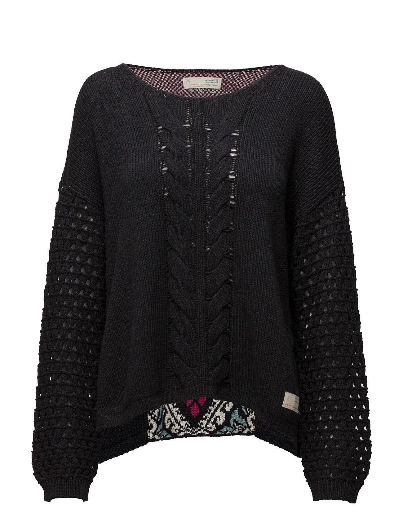 After Light Sweater ODD MOLLY Sweatshirts til Damer i Multi