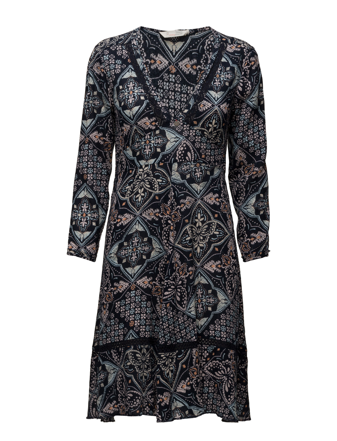 My Lady Dress ODD MOLLY Korte kjoler til Kvinder i Mørk Navy