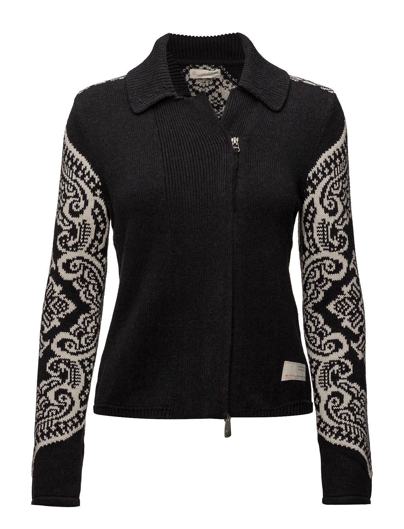 Signature Jacket ODD MOLLY Cardigans til Damer i Sort