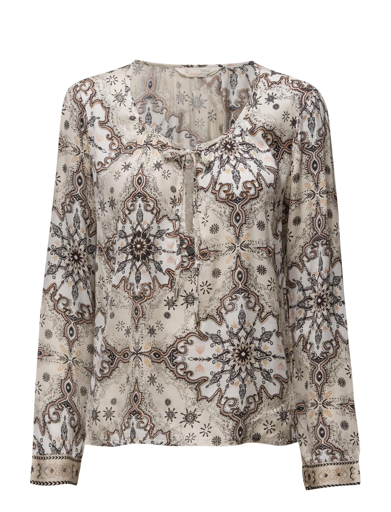 Afternoon delight l/s blouse fra odd molly på boozt.com dk