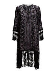pasadena tunic - ALMOST BLACK