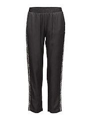 plume pants - ASPHALT