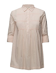 sensation tunic - SOFT ROSE