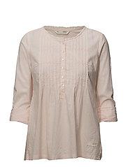 sensation blouse - SOFT ROSE