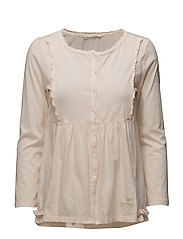 look around l/s top - SOFT ROSE
