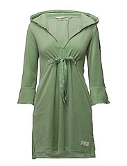 recce dress - MID GREEN