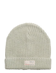 retreat beanie - SOFT GREEN
