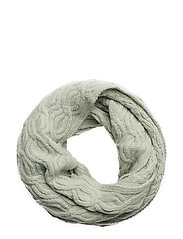 retreat scarf - SOFT GREEN