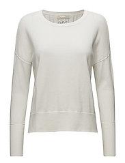 miss soft sweater - LIGHT CHALK