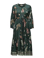 dearly dress - MAGIC GREEN