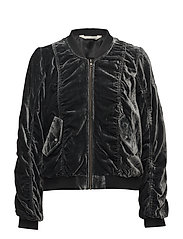 absolute jacket - ASPHALT