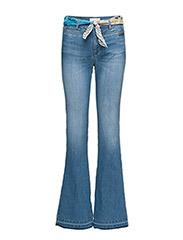 deep blue jean - MID BLUE
