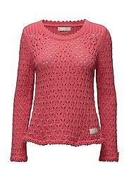 harmony knit - DESERT ROSE