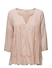 spread your wings blouse - WARM POWDER