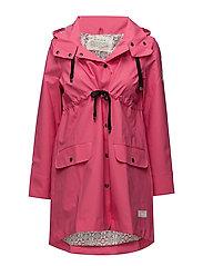 monsoon rainjacket - SORBET PINK