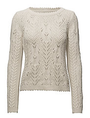 fabulosa sweater - CHALK