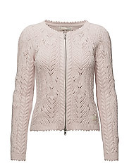 fabulosa cardigan - SOFT ROSE