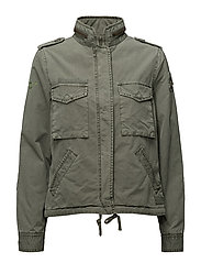 step on it jacket - VINTAGE MILITARY