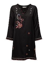 summer breeze dress - ALMOST BLACK
