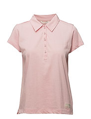 preppy love top - PINK
