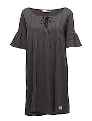 jersey girl dress - ASPHALT