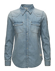 cityfied shirt - MID BLUE
