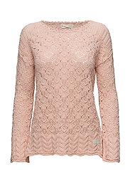 mollywood sweater - LIGHT CORAL