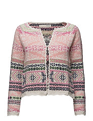 candy cardigan - MULTI